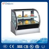 Dispositivi di raffreddamento della visualizzazione della pasticceria della torta del controsoffitto di Guangzhou per il negozio del forno