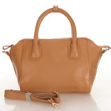 Señora Fashion Handbag Top Handle Bolsos de hombro cuero Shell Bolsa