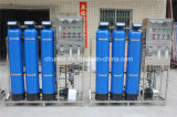 piccolo purificatore automatico industriale di filtrazione dell'acqua del sistema del RO 0.5t/H