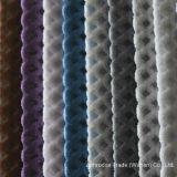 Gesponnenes Polyester-Kation-Faser-Sofa-Polsterung-Gewebe