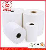 Solicitud personalizada Preimpresión Rollo de papel térmico