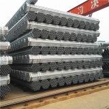 O revestimento de zinco 240-550G/M2 Bsp NPT galvanizou a tubulação rosqueada