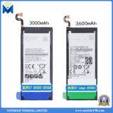 Samsung 은하 S7 G9300 G930A Eb Bg930abe/a와 S7 가장자리를 위한 도매 OEM 건전지 Sm G935 G9350 Eb Bg935ABA/E