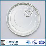 Lata de alumínio da bebida da energia do suco de fruta com tampas de alumínio