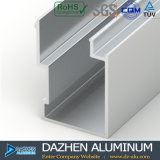 Perfil de alumínio da porta deslizante do indicador do Casement para Nigéria Soncap