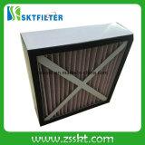 Filtro de aire disponible del horno de los media de papel