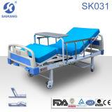 Justierbares hydraulisches manuelles Krankenhaus-Bett