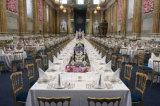 Atacado Plastic Chateau Chair para Casamento / Festa