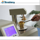 China-Lieferanten-vollautomatische Öl-Abschluss-Cup-Flammpunkt-Prüfvorrichtung