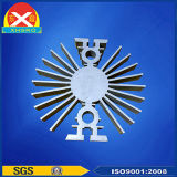 De Gelijkrichter Heatsink van het aluminium die van Legering van het Aluminium 6063 wordt gemaakt