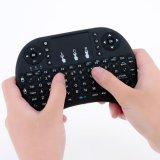 Горячая продавая беспроволочная клавиатура мыши 2.4GHz воздуха I8 миниая с Touchpad