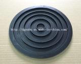 Acrylwicklungs-Zylinder-Gummi-Unterseite des plexiglas-220*300*3