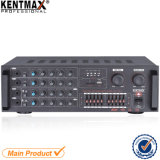 amplificador audio do karaoke das canaletas 25W 2 com USB SD