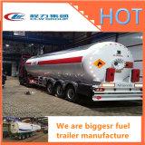 販売のための炭素鋼3の車軸石油タンクトレーラー50cbmの燃料のトレーラー40m3の石油タンカーのトレーラー