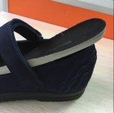 Ботинки способа удобные вскользь для ноги диабетика предохранения