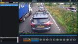 トラックバスタクシーのための720p 4CH車DVR Mdvr GPS