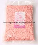Cera depilatoria rosa sensible Hard Wax Pellets de la depilación sin dolor