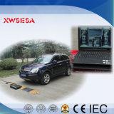 (UVIS portátil) sob vigilância de veiculo (UVSS móvel) para segurança de reunião