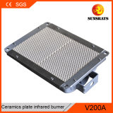 Queimador de grelhas para churrasco Shawarma Grill Machine Heating Element