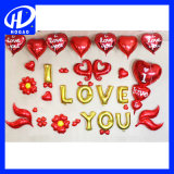 in Ballon van het Latex van de Decoratie van het Huwelijk van de Ballon van de Veiligheid van de Voorraad de Opblaasbare