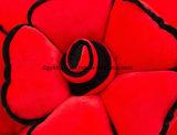 Almohadilla colorida de la flor de la felpa de la dimensión de una variable 3D