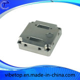 رخيصة بالجملة CNC الألومنيوم طحن البلاستيك الجزء (ألو-002)