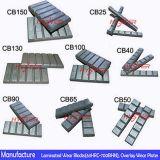 De Blokken van Chocky van de Slijtage van de Staven van Domite Chocky van de Vervangstukken van G.E.T.