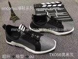 Обувь вскользь ботинок ботинок холстины людей горячего сбывания классицистическая