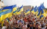 カスタムSunproofの国旗のウクライナの国旗モデルNo.防水すれば: NF-054