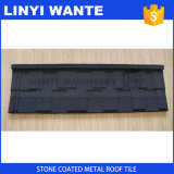 Tipo rivestito mattonelle dell'assicella del metallo della pietra all'ingrosso della Cina di tetto