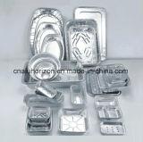 Алюминиевый контейнер алюминиевой фольги для еды Take-out