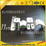 CNC di alluminio dell'espulsione dell'OEM con la macchina di alluminio