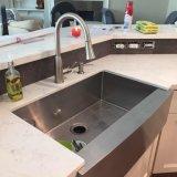 Agriturismo Es-3301 a mano in acciaio inox singola Kitchen Sink