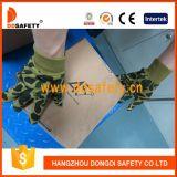 Перчатки Dcd411 безопасности проектной работы камуфлирования