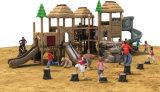 Equipamento ao ar livre do campo de jogos das crianças para a venda