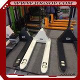 Ladeplatten-Schuppen-LKW der Hand5000kgs mit niedrigster Bodenfreiheit