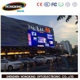 Artículo a todo color al aire libre de interior usar la pared del vídeo de la visualización de pantalla del LED