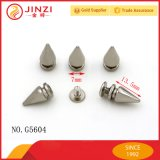 Custom Made Various Size e Color Metal Spike Rivet