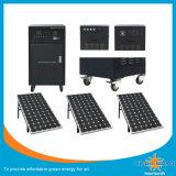 홈을%s 100W 떨어져 격자 휴대용 태양 에너지 또는 전원 시스템