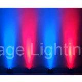 4in1 Licht van het PARI van de Batterij van RGBW het Draadloze Vlakke Binnen
