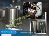 бак 500L 1000L вертикальный охлаждая для молока