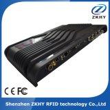 Almacenamiento Mangement 4 Channel RFID UHF Fixed Reader
