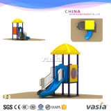 幼稚園の子供の熱い販売法のための屋外の運動場セット