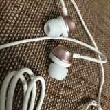 iPhone와 Samsung Huawei etc.를 위한 Mic를 가진 잡종 에서 귀 금속 이어폰