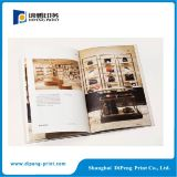 Brochure d'impression offset