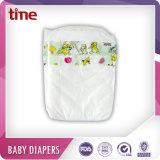 Pañales absorbentes estupendos del bebé con la protección de la salida