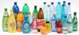 Пластичное питье разливает автоматическую машину по бутылкам прессформы смычка