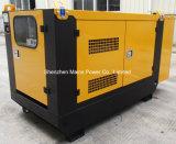 &⪞ Apdot; &⪞ Apdot; do motor BRITÂNICO à espera de Parkin da taxa do kVA 18kw tipo silencioso gerador