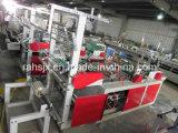 Lado de alta velocidad sellado de corte en caliente Máquina para hacer bolsas