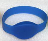 13.56MHz 1k emblema clássico da identificação dos Wristbands do silicone da ginástica RFID (S-WB4C)